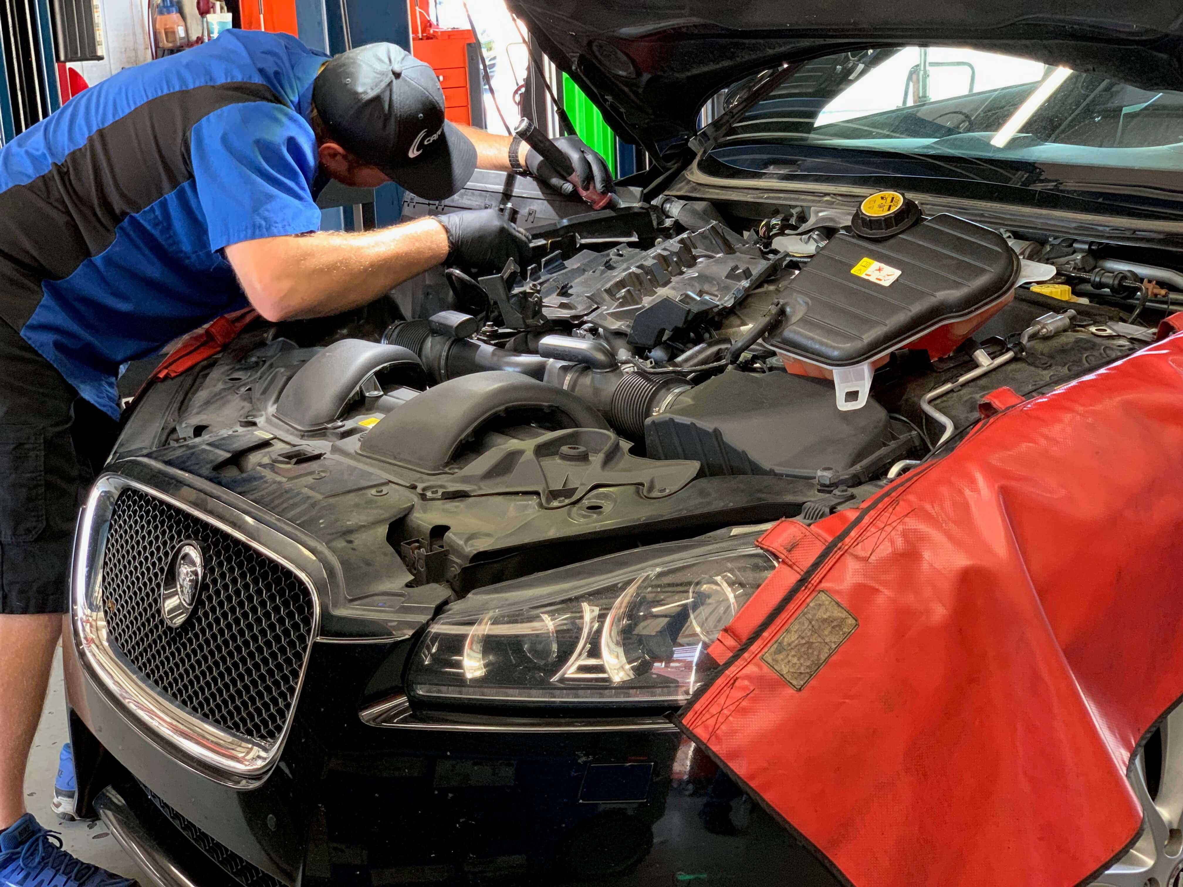 Jaguar Repair